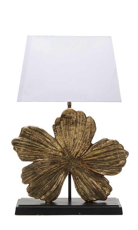 Lamp Base Flower
