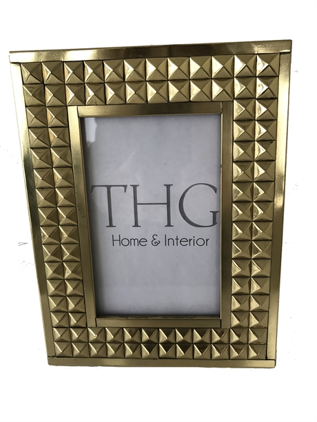 Photoframe Gold