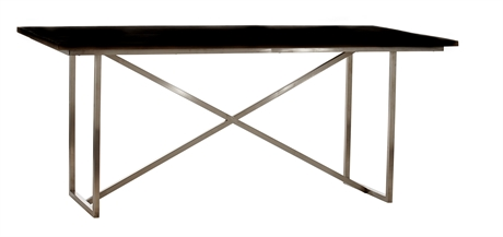 Berlin Dining Table black