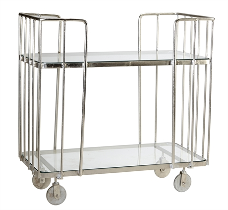Iron Wire Trolley