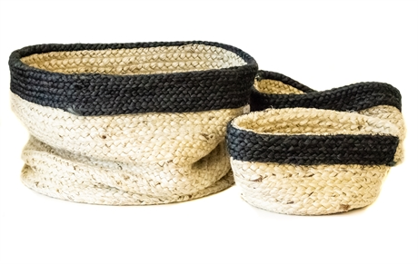Ibiza Basket Set Of 3