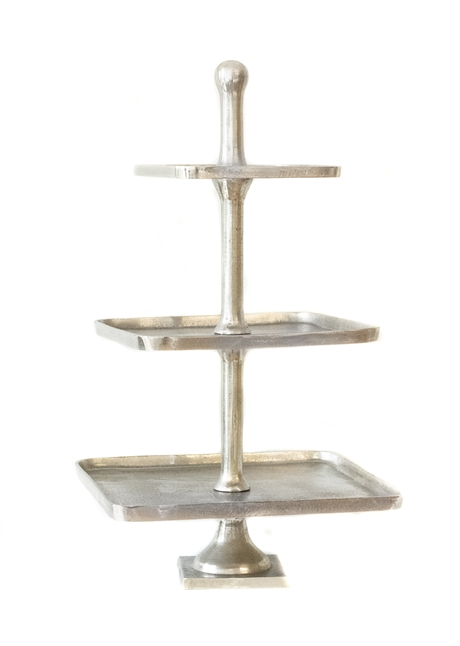 Cake Stand -3 Plates