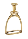 Candle Holder Brass Old Finish