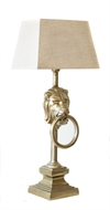 Lion Lamp Base No2