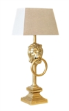 Lion Lamp Mat Gold