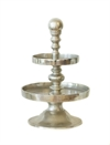 Cake Stand 2 Plate