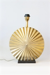 Art Deco Sun Lamp