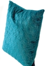 Teal Blue thread Quilting